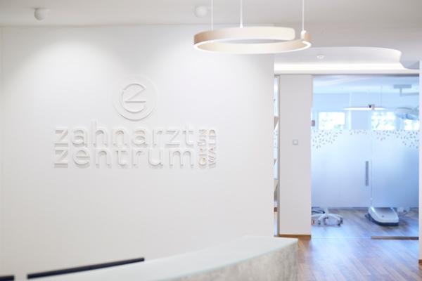 Zahnarzt Zentrum Grünwald Wandlogo