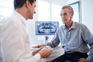 Implantate ersetzen verlorene Zaehne